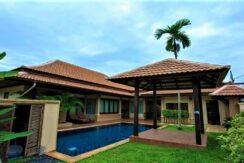 Villa 4 chambres à Bophut Koh Samui à vendre