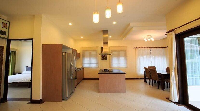 Villa 4 chambres à Bophut Koh Samui à vendre 011