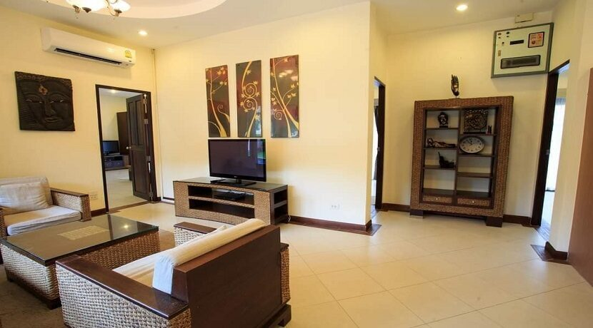 Villa 4 chambres à Bophut Koh Samui à vendre 014