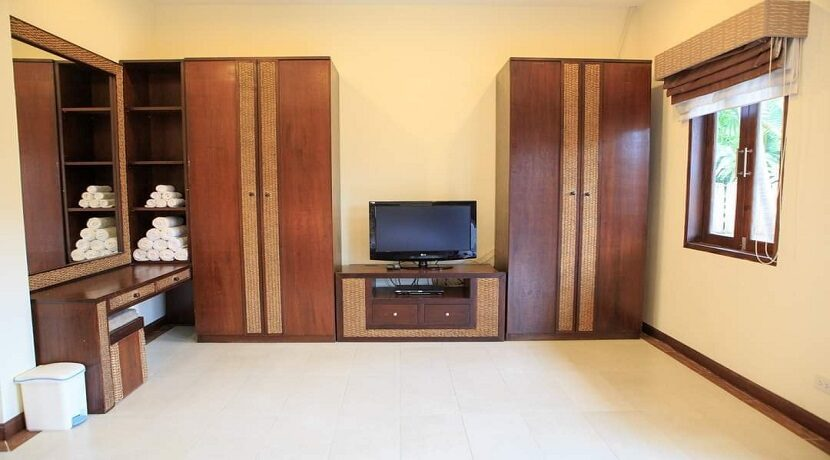 Villa 4 chambres à Bophut Koh Samui à vendre 016