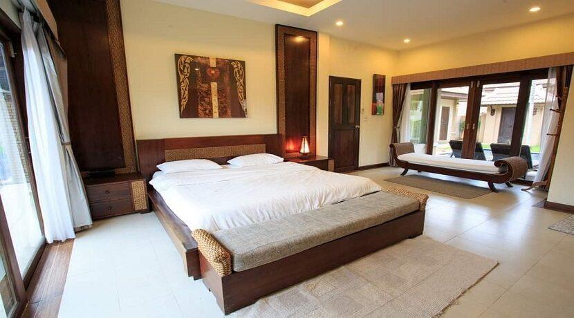 Villa 4 chambres à Bophut Koh Samui à vendre 022B