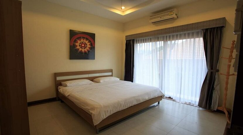 Villa 4 chambres à Bophut Koh Samui à vendre 023