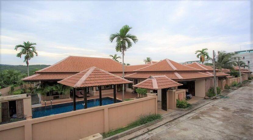 Villa 4 chambres à Bophut Koh Samui à vendre 034