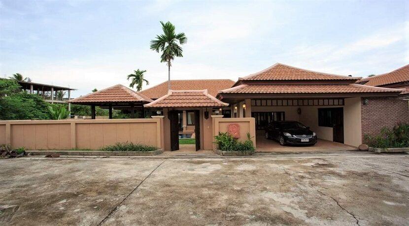 Villa 4 chambres à Bophut Koh Samui à vendre 035