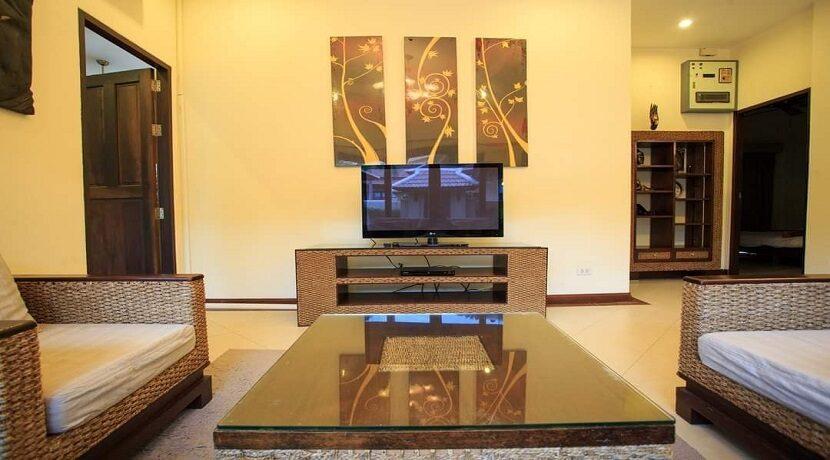 Villa 4 chambres à Bophut Koh Samui à vendre 08