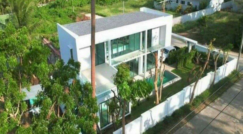 Villa 4 chambres à Mea Nam Koh Samui à vendre 01