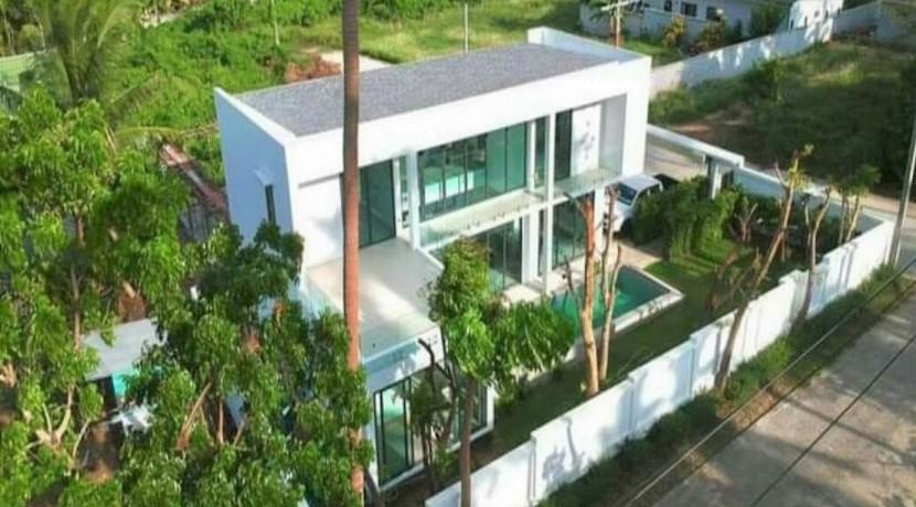 Villa 4 chambres à Mae Nam Koh Samui avec piscine privée à vendre