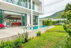 Villa 4 chambres à Mea Nam Koh Samui à vendre 016