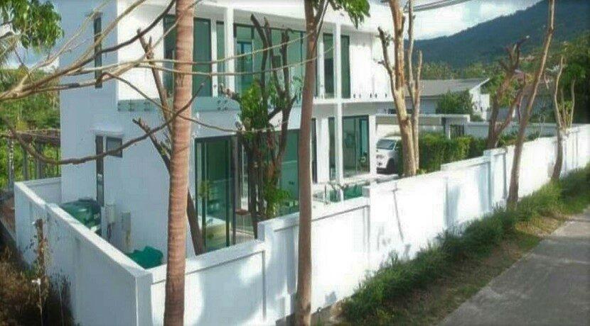 Villa 4 chambres à Mea Nam Koh Samui à vendre 020