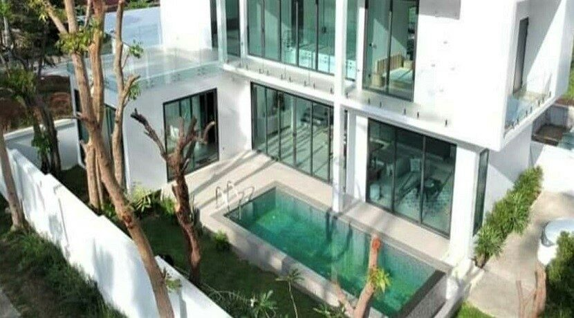 Villa 4 chambres à Mea Nam Koh Samui à vendre 021