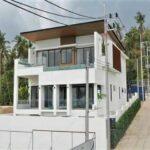 Villa vue mer Bophut à Koh Samui à vendre