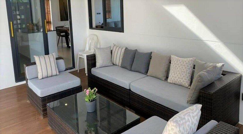 Villa vue mer Bophut à Koh Samui à vendre 012