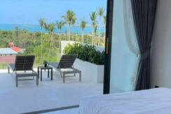 Villa vue mer Bophut à Koh Samui à vendre 013