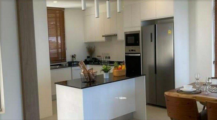 Villa vue mer Bophut à Koh Samui à vendre 04
