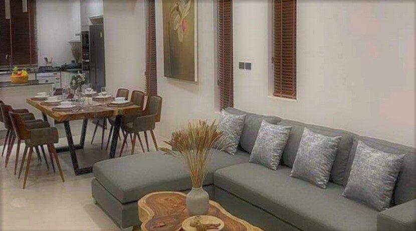 Villa vue mer Bophut à Koh Samui à vendre 08
