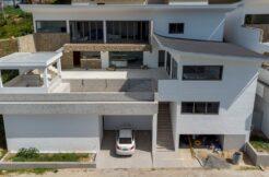 Villa neuve vue mer à vendre à Bophut Koh Samui