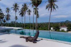Villa vue mer à Maenam Koh Samui à vendre