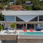 Villa vue mer neuve à vendre à Bophut Koh Samui